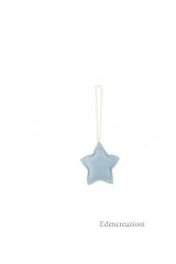 Applicazione-decorazione-stella-stoffa-bomboniera-sacchetto-segnaposto-cerimonia-d'apendere-0081-5cm