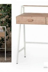 Scrittoio-legno-e-metallo-con-due-cassetti.-CM-105X40-H-91