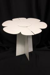 Tavolino-cartoncino-forma-fiore-H59-Diam.60-articolo-decorativo-cerimonie-cerimona-confettata-matrimonio-battesimo-comunione-cresima-nozze-laurea-pensionamento-anniversario-S17617 copia