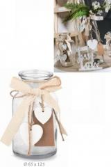 Vaso-vetro-applicazioni-fiocchi-cuori-Diam8-H12.5-articolo-decorativo-cerimonie-cerimona-confettata-matrimonio-battesimo-comunione-cresima-nozze-laurea-pensionamento-anniversario-bomboniera-segnaposto-BN27909