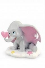 Dumbo in resina da appoggio, completo di shopper. H 7,5  Codice: BN69549