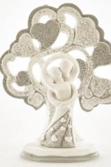 Coppia-sposi-resina-albero-vita-glitter-CM7-bomboniera-matrimonio-nozze-anniversario-sposa-sposo