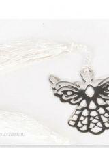 segnalibro-angelo-angioletto-metallo-bomboniera-matrimonio-comunione-cresima-battesimo-