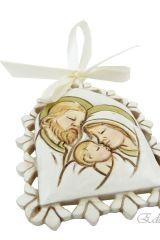 edencreazioni, Bomboniera, cerimonia, cerimonie, battesimo, comunione, cresima, nozze, matrimonio, icona, sacra, famiglia, simboli, religiosi