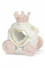 Carrozza-bomboniera-con-corona-in-resina-rosa