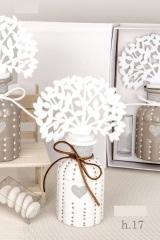 Profumatore-ceramica-pois-con-albero-panno-con-scatola.-H-17-Codice-E08678
