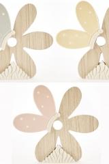 fiore-fiorellino-margherita-ceramica-legno-bicolor-baby-CM10-bomboniera-articolo-regalo-decorativo-appoggio-comunione-cresima-battesimo-nascita-matrimonio-Codice-CB6031-CB6025-CB6028