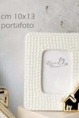 Portafoto-ceramica-con-casetta-gold-e-scatola-CM10x13-E02159-bomboniera-matrimonio-battesimo-laurea-comunione-cresima-anniversario-pensionamento-articolo-regalo-