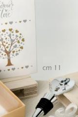 Tappo-metallo-cuore-scatola-decoro-albero-VITA-CM11-chiave-cuore-matrimonioi-nozze-anniversario