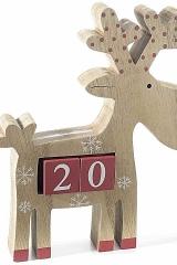 Calendario-renna-legno-rossa-fiocchi-neve-natale-natalizia-Cod-0940