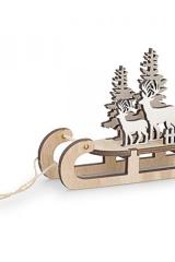 Slitta-in-legno-con-cervi.-CM-135x45-H-105-Codice-BN25954