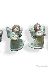 edencreazioni, Bomboniera, cerimonia, cerimonie, battesimo, comunione, resina dura, statuina, fata, fatina, ali, angelo, angioletto