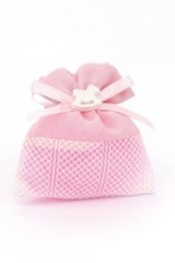 Sacchetto-portaconfetti-piatto-doppio-tessuto-rosa-gesso-fiocco-cavallo-donodolo-Art.0745