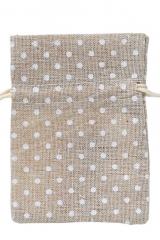 Sacchetto-portaconfetti-juta-pois-tirante-GSCB059