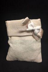 sacchetto-portaconfetti-fiocco-gesso-cerimonie-battesimo-comunione-cresima-matrimonio