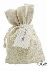 sacchetto-tirante-piatto-portaconfetti-avorio-cotone-pizzo-rustico-comunione-cresima-battesimo-matrimonio