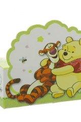 scatolina portaconfetti cerimonie confettate battesimo nascita comunione winnie the pooh  disney