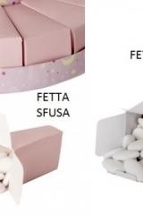 Fetta-singola-torta-cartoncino-bomboniera-segnaposto-scatola-scatolina-portaconfetti-cerimonia-matrimonio-cresima-comunione-battesimo-nascita